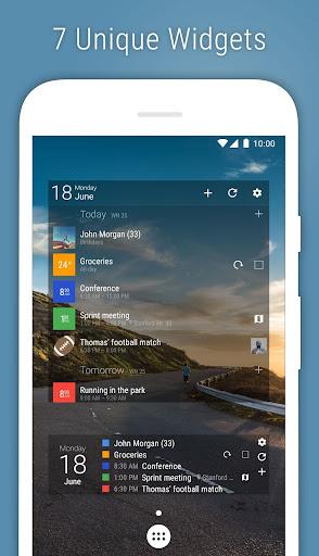 Business Calendar 2 - Agenda, Planner & Widgets 2.41.4 Screenshots 4
