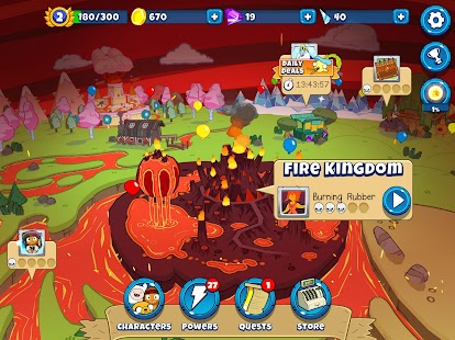 Bloons Adventure Time TD Screenshot