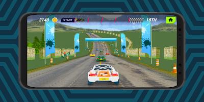 Infinite Car Racing - Driving Game