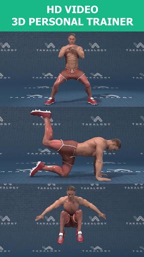 Strong Legs in 30 Days - Legs Workout 1.1.7 Screenshots 2