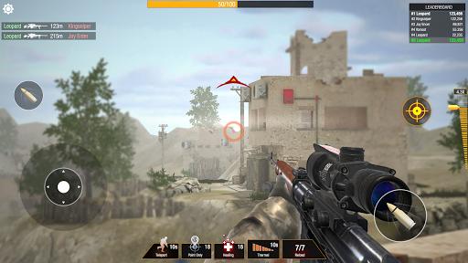 Sniper Game: Bullet Strike - Free Shooting Game 1.1.4.4 screenshots 10
