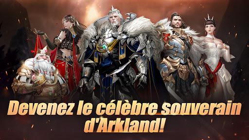 Télécharger Gratuit Conquête d'Arkland (COA) : Guerre du titre APK MOD (Astuce) screenshots 1