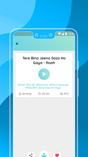 MobCup Ringtones & Wallpapers android2mod screenshots 4