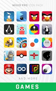 MIUI Icon Pack PRO Apk (Paid/Patched) 6