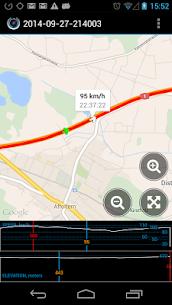 Ulysse Speedometer Pro v1.9.91 Patched APK 4