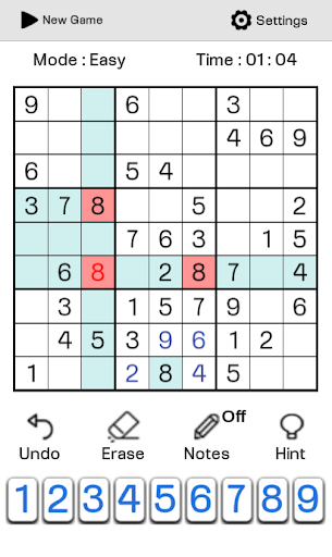 Sudoku Classic android2mod screenshots 2