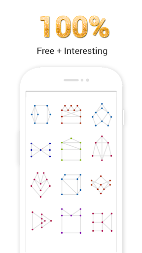 1 Line - One Touch Brain Game 1.8 screenshots 7