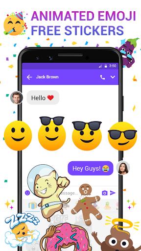 Messenger - Messages, Texting, Free Messenger SMS  screenshots 3