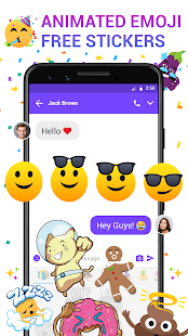 Messenger - Messages, Texting, Free Messenger SMS 3.16.0 Screenshots 3