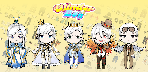 Vlinder Boy: Dress Up Games Character Avatar screenshots 3