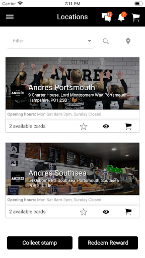 Andre's Food Bar 1.0.9 screenshots 1