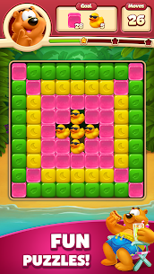 Toon Blast Mod Apk (Unlimited Moves + Unlimited Boosters) 2