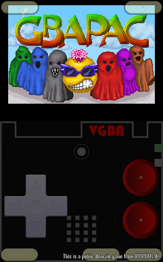 VGBAnext - Universal Console Emulator apkdebit screenshots 1