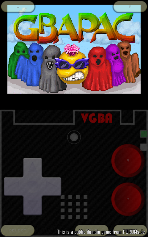 VGBAnext - Universal Console Emulator poster 0
