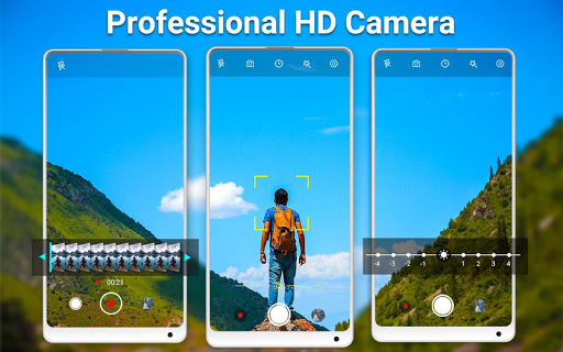 HD Camera Pro & Selfie Camera android2mod screenshots 14