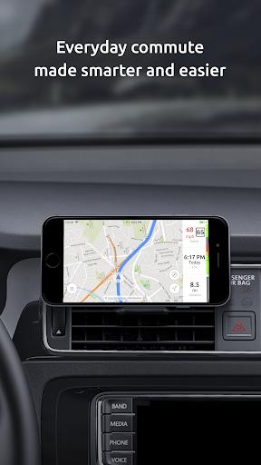HUDWAY Go u2014 GPS Navigation & Maps with HUD  Screenshots 3