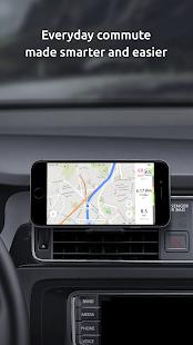 HUDWAY Go u2014 GPS Navigation & Maps with HUD 3.7.7 Screenshots 3