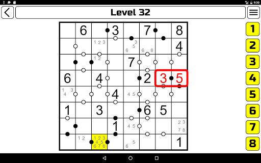 Kropki Puzzle  screenshots 20