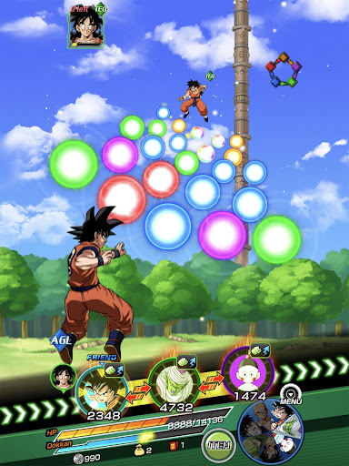 DRAGON BALL Z DOKKAN BATTLE 4.12.0 screenshots 8