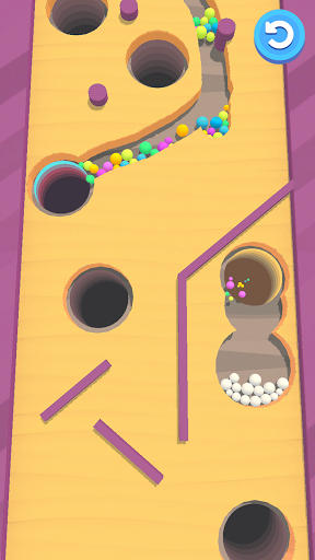 Sand Balls - Puzzle Game 2.1.9 screenshots 3