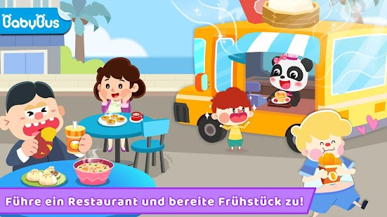 Baby Pandas Restaurant Screenshot