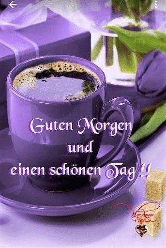 Whatsapp guten morgen Guten Morgen