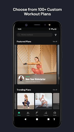 Download APK: Fitplan: Home Workouts and Gym Training v4.0.10 [Full Unlocked]