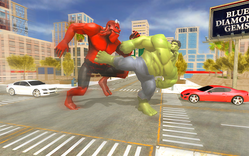 Unbelievable Superhero monster fighting games 2020  screenshots 6