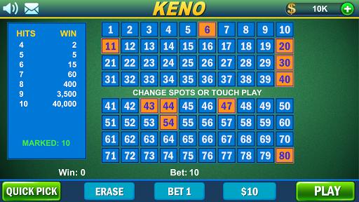 Keno Free!! 1.5.1 screenshots 1