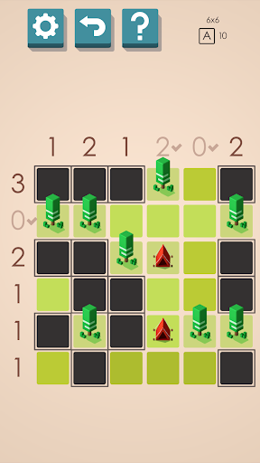 Tents and Trees Puzzles 1.6.13 apktcs 1