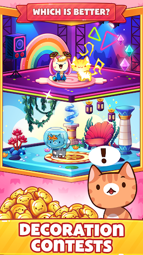 Cat Game - The Cats Collector!  screenshots 6