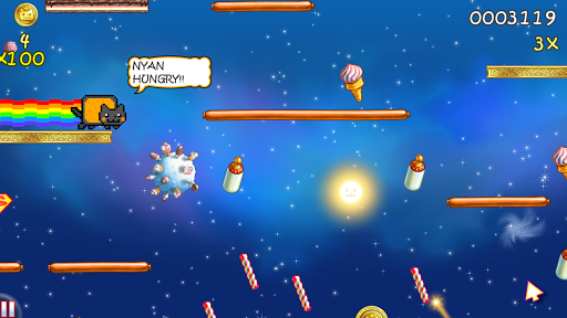 Nyan Cat: Lost In Space  screenshots 14
