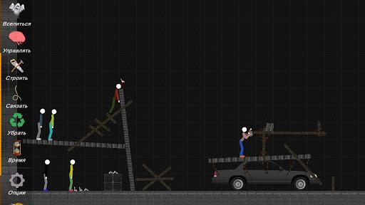 Turbo Stickman Ragdoll Playground apkdebit screenshots 2