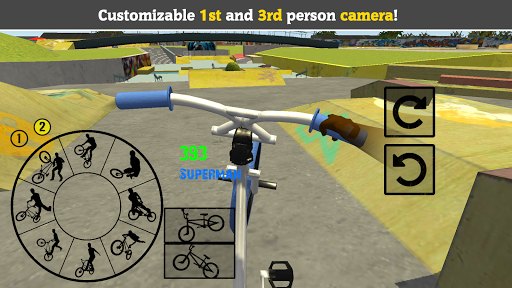 BMX FE3D 2 - Freestyle Extreme 3D  screenshots 2