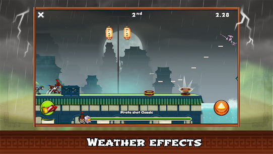 Ninja Race – Multiplayer MOD (Free Rewards) 5