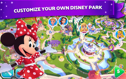 Disney Wonderful Worlds Mod Apk (Unlimited Gems/Money)