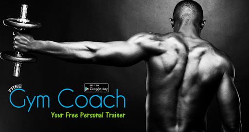 Gym Coach - Gym Workouts ss1