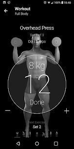Dumbbell Home Workout Mod Apk [PREMIUM] Download 2