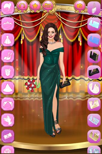 Red Carpet Dress Up Girls Game 1.4 Screenshots 6
