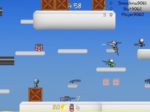 Stickman Multiplayer Shooter 1.092 screenshots 7