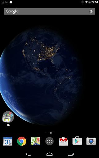 Earthday USA - Live Wallpaper  screenshots 5