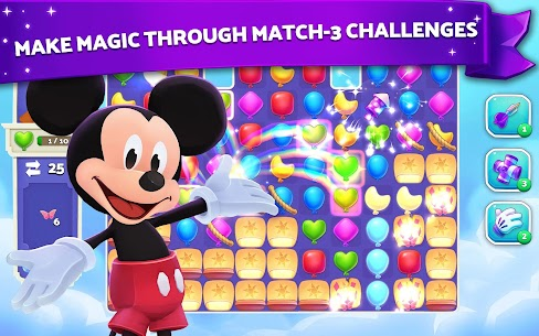 Disney Wonderful Worlds (MOD, Unlimited Money) For Android 2