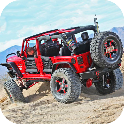 Offroad Jeep Hill Climbing: 4x4 Off Road Racing APK