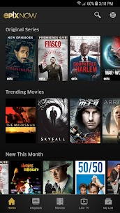 EPIX NOW  Watch TV and Movies Apk Download NEW 2021 2