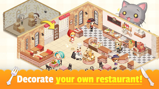 My Secret Bistro - Play cooking game with friends 1.8.6 screenshots 16
