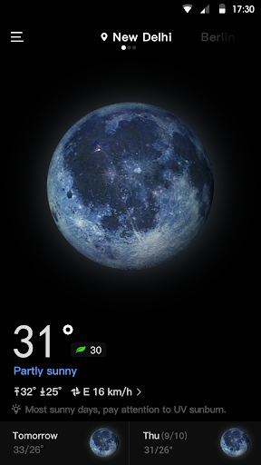 Live Weather & Accurate Weather Radar - WeaSce android2mod screenshots 5