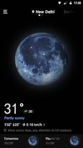 Live Weather & Accurate Weather Radar – WeaSce 5