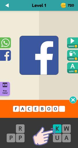 Logo Test: World Brands Quiz, Guess Trivia Game screenshots 6
