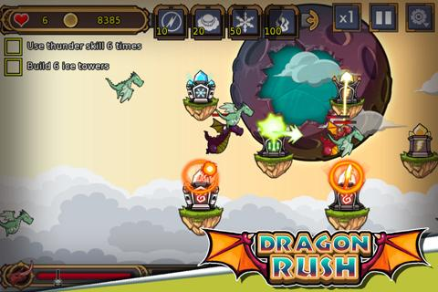 Dragon Rush 2.2 screenshots 1