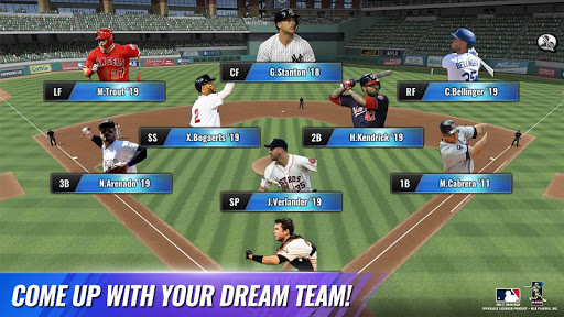 MLB 9 Innings 20 5.1.0 screenshots 4